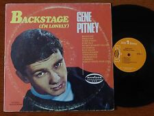33T GENE PITNEY - BACKSTAGE (I'M LONELY) - MUSICOR MS3095 - USA 1966