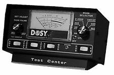 DOSY TC4001P TEST SET FOR 20/200/2000/4000 WATT,SWR,AM,SSB MOD