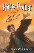 Harry Potter and the Deathly Hallows by J K Rowling (Paperback, 2009)