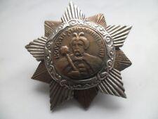 II WK Orden Bogdan Chmelnizki 2 Kl .UdSSR - 1943 !!!