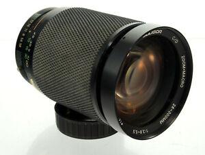 Soligor Zoom+Macro 28-200mm 1:3.8-5.5 Objektiv  lens für  for Pentax K - 37029