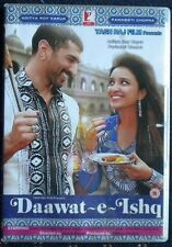 DAAWAT E ISHQ HINDI BOLLYWOOD MOVIE DVD (2014)QUALITY PICTURE & SOUNDS
