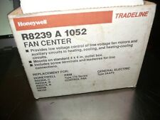 New listing R8239A-1052 Fan Center Honeywell New Old Stock
