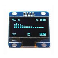 Zb /_ 2.4cm I2C Iic Serial Blau Oled LCD Led-Anzeige Mini Modul für Arduino Fl