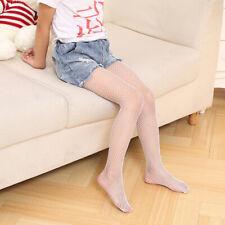 5abf361c2f601 Sexy Womens Kids Girls Long Fishnet Pantyhose Tights Thigh High Stockings  Socks