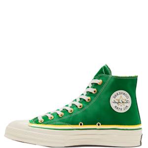 Converse Chuck 70 Breaking Down Barriers Celtics Men  High Sneakers 167060C 11.5