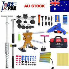 39x Car Paintless Dent Repair DINT Hail Damage Remover Puller Lifter Tool Kit AU
