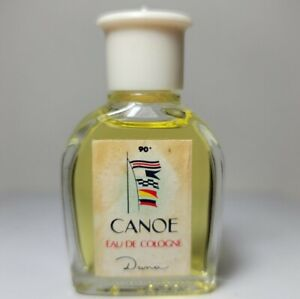Vintage Canoe By Dana Cologne Men 1FL.OZ Eau De Cologne Travel Size