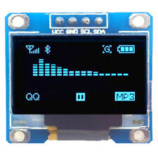 "1.3"" OLED LCD Display Module IIC I2C Interface 128x64 3-5V For Arduino JT TDAEPF"