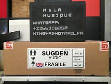 Sugden A21i Signature Graphite with MM/MC phonostage Board (230V)