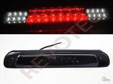 00-06 Toyota Tundra G2 LED 3rd Third Brake Light w LED Cargo Lights Black Smoke