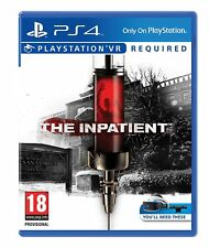 The Inpatient (PSVR) BRAND NEW SEALED PS4 PLAYSTATION 4