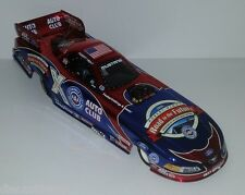 1:24th Scale Action Robert Hight 2005 Ford Mustang Funny Car Colour Chrome