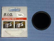 Graufilter  ND 8x     52mm  E52