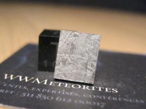 Meteorite Tugut (Turkey, 1999) - Ungrouped Iron, Finest Octahedrite