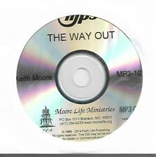 THE WAY OUY by Keith Moore - MP3 CD