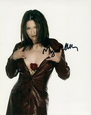 Megan Mullally authentic signed autographed 8x10 photograph holo COA