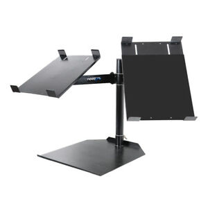 NovoPro CDJ Dual Table Stand for CD Player DJ Disco Pioneer CDJ