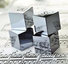Silicon Metal 20mm Density Cube 99.999% Pure Monocrystalline