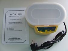 AOYUE 9050 Ultraschallreiniger 0,5l Ultraschallbad 30/50W 2stufig 40kHz Timer