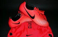 Nike Magista Opus II FG, Total Crimson/Black, Size 8.5
