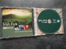 ROUGH GUIDE TO IRISH FOLK 20 TRACK CD DE DANANN COLM MURPHY Celtic Traditional