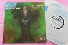 SXL 6632 BEETHOVEN Violin Sonatas No.9 Kreutzer 2 Perlman Ashkenazy Decca NB LP