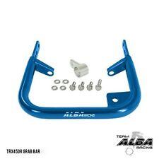 Honda TRX 450R    Rear Grab Bar  Bumper  Alba Racing  Blue     218 T5 L