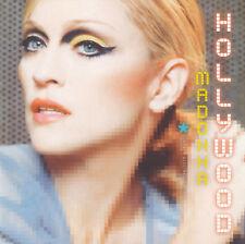 """MADONNA """"Hollywood"""" 2003 6Trk Aust. CD (Maverick/WarnerBros9362426382) *5Remixes"""