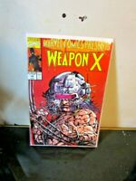 Marvel Comics Presents (1988) #79 Weapon X BAGGED BOARDED