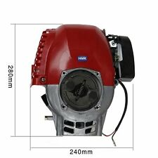 hmparts POCKET MOTO DE CROSS CHINA Bomba Agua Generador 40 CCM 4-takt