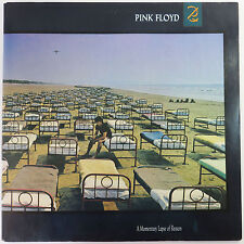 A Momentary Lapse Of Reason by Pink Floyd, CBS 1987 LP Vinyl Record