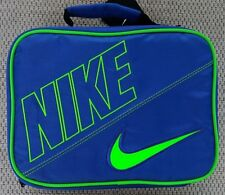 Nike Swoosh Lunch Bag, Blue and Green