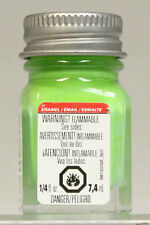 Sublime Green  Enamel  (1/4 ounce bottle) >>We combine shipping<< Testors 1125