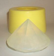 "3""  Diamond Soap & Candle Mold"