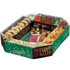 FOOTBALL Touchdown PAPER SNACK STADIUM ~ Birthday Party Supplies Decorations