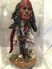 Pirates of the Caribbean Cannibal Jack Resin Headknocker Best Buy New In Box