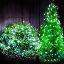 300 LED Solare FAIRY stringa Festa all'Aperto Wedding Decor Luce Natale Garden