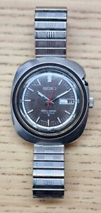Vintage Seiko c.1970 BELL-MATIC Automatic Day/Date Wristwatch 4006-6020