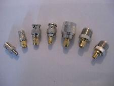 8 x SMA adaptors