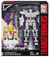 Hasbro Transformers Generations Titans Return Voyager Darkmoon & Astrotrain