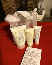 MARY KAY Satin Hands Pampering Set White Tea & Citrus Deluxe Mini Travel Size