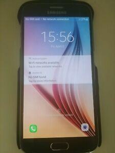 Samsung Galaxy S6 G920V Black (UNLOCKED)