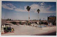 Yuma Arizona PIKES MOTEL 4th Street Postcard D1
