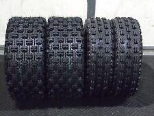 New QUADKING (all 4 tires) (2) 22X7-10 (2) 22X10-10 ATV Tires 22x7x10 22x10x10
