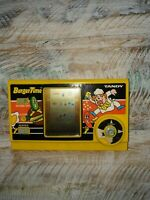 BurgerTime Tandy 1982 Vintage Electronic Handheld LCD Game