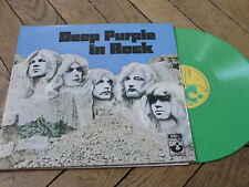 DEEP PURPLE in Rock LP Vynil couleur Gatefold