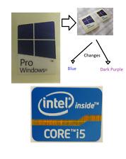 Intel Core i5 computer Windows Gratis Adesivo PC 10 ORIGINALE 7 Desktop Computer Portatile 8