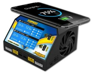 H-SPEED Herakles NEO AC/DC Dual-Ladegerät 300W HSP0016 Charger Lader Modellbau