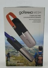 New ListinggoTenna Two Off-Grid Mesh Gps Devices - Purple/Orange.